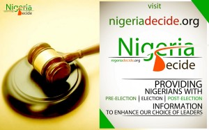 Information about Nigeria's 2015 Elections